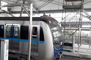 Bangun Akses Pemadam dan Halte Busway, PT MRT Rekayasa Lalu Lintas