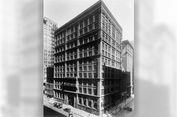 'Home Insurance Building', Pencakar Langit Pertama di Dunia