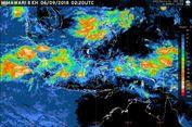 Waspadai Gelombang Tinggi Akibat Siklon Tropis Trami
