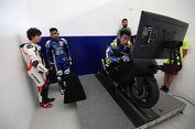 Kegiatan Pebalap Yamaha Indonesia di Sekolah Balap Rossi