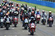 Ratusan Loyalis Honda CBR Belajar Balapan