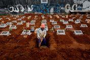 Pemindahan Jenazah dari TPU yang Terkena Proyek Tol Depok-Antasari Rampung