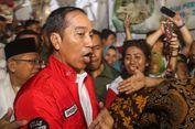 Jokowi: Alhamdulillah Dapat Nomor Urut 1, Karena Kita Ingin Bersatu