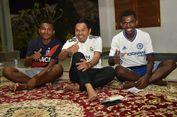 Dedi Mulyadi Terima 2 Remaja Papua Ikut Seleksi SSB ASAD Purwakarta