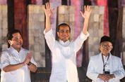 Jokowi-Ma'ruf Amin Optimistis Tambah Kemenangan di Sidoarjo