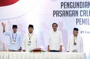 Dana Awal Kampanye, Jokowi-Ma'ruf Rp11 Miliar, Prabowo-Sandiaga Rp2 Miliar