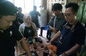'Booming' Bisnis Kedai Kopi, Kemnaker Gelar Pelatihan Barista