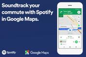 Cara Memutar Lagu Spotify dari Aplikasi Google Maps