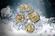 G-Shock Rilis Koleksi Arloji Transparan
