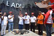 Api Obor Porprov Jateng 2018 Diambilkan dari Api Abadi Mrapen