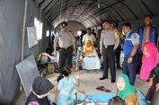 Banjir di Dumai, Warga Mengungsi ke Musala