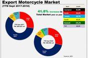Naik 40 Persenan, Motor Dari Indonesia Makin Diminati Dunia