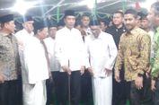 Datang ke Demak, Jokowi Bawa Pulang Tongkat Gus Munif