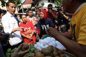 Jokowi Berharap Suara di Jateng Bisa Menutupi Kekurangan di Jatim dan Sumatera