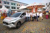Promo Festival Xpander Berlanjut ke Medan