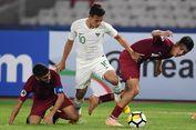 Drama 11 Gol, Timnas U-19 Indonesia Kalah Tipis dari Qatar