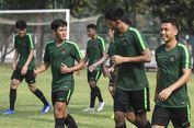 Timnas U-19 Indonesia Vs Qatar, Garuda Nusantara Tertinggal 1-4