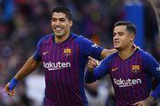 Barcelona Dilarang Beli Pemain Liverpool hingga 2020