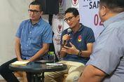Pidato di Depan Ribuan Wisudawan Unpas, Sandiaga Berharap Lulusan Baru Ciptakan Lapangan Kerja