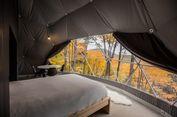 Sensasi Perkemahan Mewah di Tengah Hutan Kanada