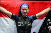 Petarung Wanita Indonesia, Priscilla, Lawan Atlet India di ONE MMA