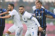 Hasil Atalanta Vs Inter Milan, Duel Biru-Hitam Dimenangi Tuan Rumah