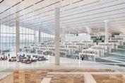 Lima Perpustakaan dengan Desain Futuristik