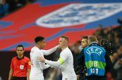 Hasil Inggris Vs Amerika Serikat, Akhir Kisah Wayne Rooney di Timnas