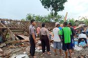 Puting Beliung Terjang Madiun, Empat Rumah Rata dengan Tanah