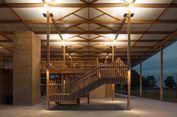 Bangunan Sekolah di Brasil Jadi Pemenang RIBA 2018