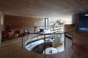 Unik, Rumah Jepang Dirancang 'Tenggelam'