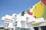 Dirancang Arsitek Jepang, Starbucks Taiwan dari Kumpulan Kontainer