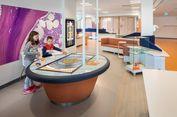 Fasilitas Kanker Anak Dirancang seperti Ruang Bermain