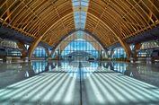 Eksotis, Atap Bandara Filipina Terbuat dai Kayu Laminasi
