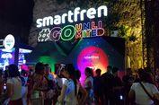 Ingin Jadi Brand 'Ngetren', Smartfren Dekati Segmen Milenial di DWP