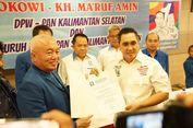 PAN Alihkan Dukungan di Kalimantan Selatan, Ini Respons Tim Jokowi-Ma'ruf