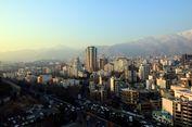 Seperti Jakarta, Ibu Kota Iran Juga Alami Penurunan Tanah