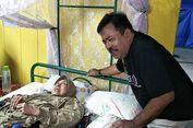 Dengan Ambulans, Aminah Cendrakasih Pergi ke Tempat Shooting Si Doel The Movie 2