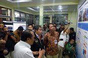 Pastikan Gunung Merapi Aman Jelang Natal dan Tahun Baru, Menteri Jonan Tinjau Pos Pantau di Yogyakarta
