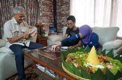 'Gaya' Gubernur Jateng Rayakan Ultah ke 17 Anak Semata Wayang...