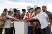 Infrastruktur Aceh Dikebut, Jokowi Resmikan 4 Proyek Sekaligus