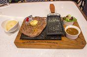 Mencicip Lezatnya Paduan Steak dan Keju di Willie Brothers