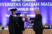 Menteri PUPR Basuki Hadimuljono Terima Anugerah Hamengku Buwono IX Award