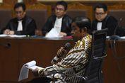 Idrus Marham Hadapi Tuntutan Jaksa