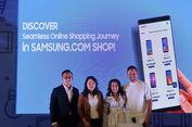 Toko Online Samsung.com Resmi Dibuka di Indonesia