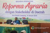Pemerintah Daerah Dilibatkan dalam Reforma Agraria