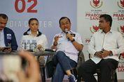 Kubu Prabowo-Sandiaga Usulkan Debat Kedua Gunakan Format 'Tarung Bebas'