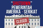 INFOGRAFIK: Fakta Mengenai 'Shutdown' Pemerintahan Amerika Serikat..