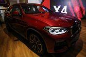 Intip Detail BMW X4 yang Hanya 20 Unit di Indonesia