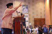 Prabowo Bertemu Tim BPN Sebelum Hadiri Debat